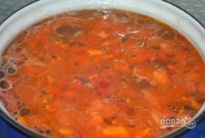 Картофельный суп со свининой - фото шаг 7