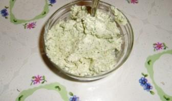 Жареные кабачки с плавленым сыром - фото шаг 3