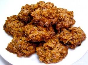 Овсяное печенье из овсяных хлопьев - фото шаг 5