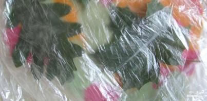 Осенний торт - фото шаг 3