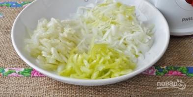 Суп из черной чечевицы с индейкой - фото шаг 2