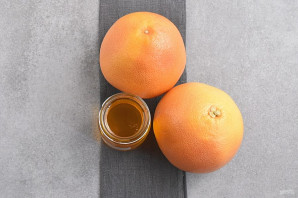 Грейпфрутовый сок - фото шаг 1