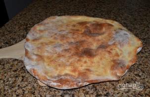 Пицца с сыром и ветчиной - фото шаг 1