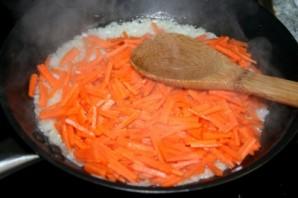Фасолевый суп с фрикадельками - фото шаг 2