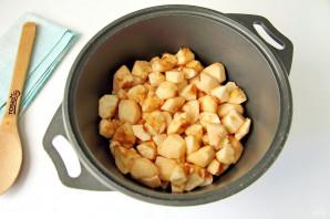 Яблочное пюре для грудничка на зиму - фото шаг 4