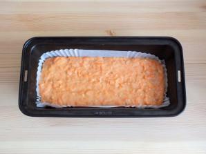 Морковный кекс со сметанно-лимонной пропиткой - фото шаг 8