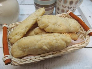 Рисовые палочки с апельсиново-медовым соусом  - фото шаг 13
