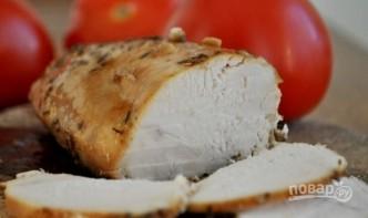 Куриные грудки в пряной глазури - фото шаг 3