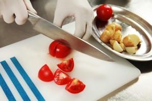 Говядина с картошкой на сковороде   - фото шаг 2