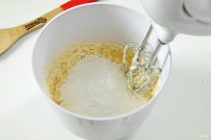 Творожные кексы с лимоном - фото шаг 4