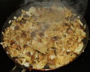 Зразы с грибами и сыром - фото шаг 1