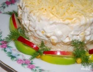 Салат из мяса криля - фото шаг 6