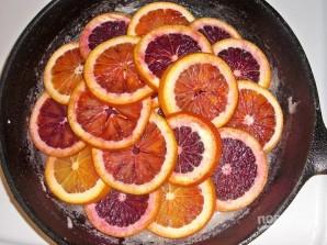 Апельсиновый пирог с полентой - фото шаг 3