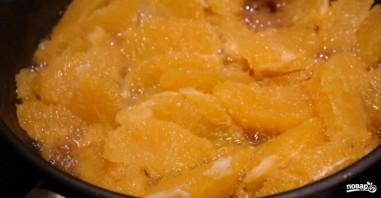 Утиные окорочка в апельсиновом соусе - фото шаг 2