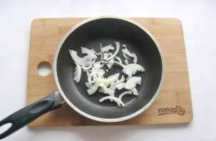"Мясной салат ""Крыска"" - фото шаг 2"