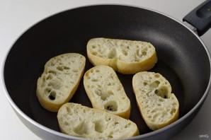 Тосты с фасолью - фото шаг 6