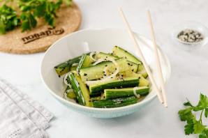 Салат по-китайски - фото шаг 7