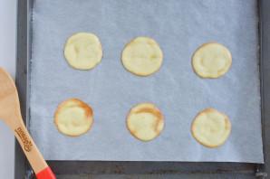 Печенье с пожеланиями - фото шаг 6