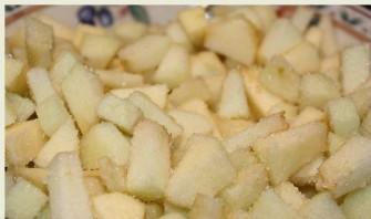 Вертута с яблоками - фото шаг 1
