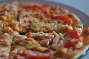 Пицца в аэрогриле - фото шаг 3