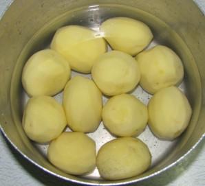 Картофельное пюре для грудничка - фото шаг 1