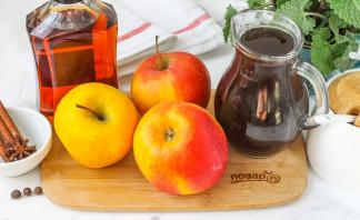Яблочный пунш - фото шаг 1