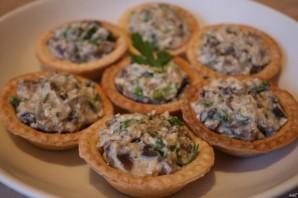 Вегетарианские тарталетки - фото шаг 3