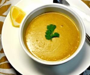 Суп чечевичный по-турецки - фото шаг 6