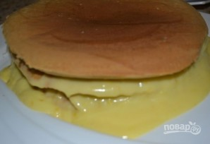 Простой и вкусный кефирный торт - фото шаг 6