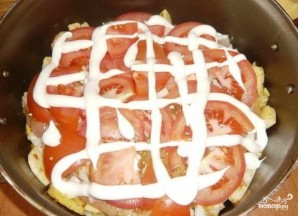 Курица по-французски с картошкой - фото шаг 5