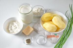 Самый вкусный  картофельный суп - фото шаг 1