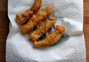 Домашние рыбные пальчики - фото шаг 4
