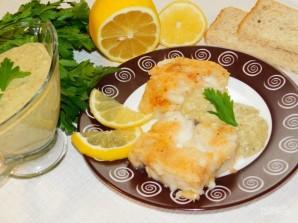 Жареная рыба с щавелевым соусом - фото шаг 7