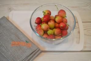 Ароматное варенье из райских яблок - фото шаг 1
