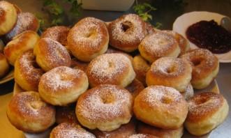 Пончики рецепт классический - фото шаг 7