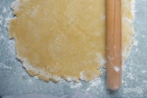 Пирог из яблочного пюре - фото шаг 5