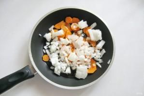 Суп с фасолью и сосисками - фото шаг 3