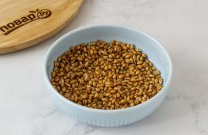 Смузи с пророщенной пшеницей - фото шаг 4