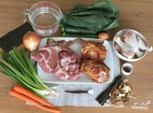Рамен со свининой - фото шаг 1
