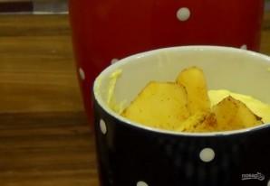 Кексы в чашках - фото шаг 3
