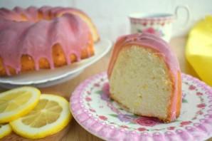 Лимонный кекс с глазурью - фото шаг 9