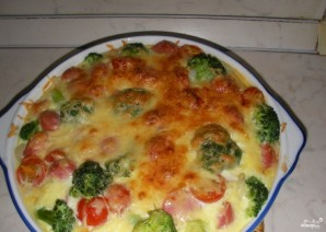 Овощи, тушенные в сливках - фото шаг 4
