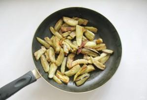 Острая закуска из баклажанов - фото шаг 4