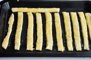Творожно-сырные палочки - фото шаг 15