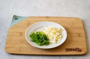 Салат с тархуном - фото шаг 3