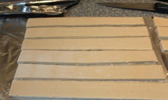 Шашлык из сулугуни - фото шаг 1