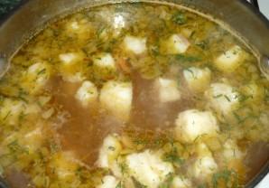 Суп из пангасиуса - фото шаг 7