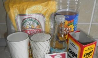 Кексики на молоке - фото шаг 1
