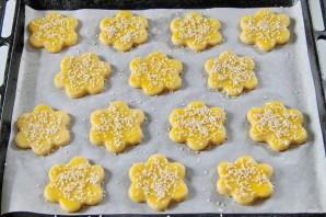 Песочное печенье - фото шаг 7