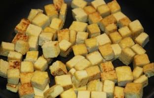 Баклажаны, жаренные в медовом соевом соусе - фото шаг 2